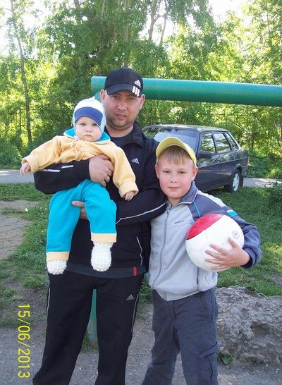 Андрей Иванов, 22 июля 1981, Челябинск, id215986177