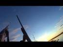 Охота на гусей и уток в Якутии.mp4