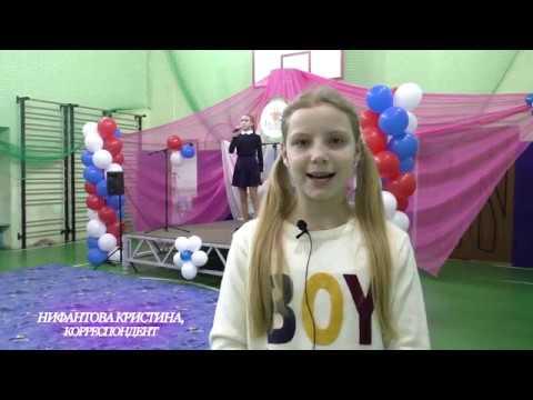 Видеорепортаж с шоу-программы Голос, которая проходила в Афанасьевской школе 6 декабря 2018 года