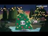[v-s.mobi]ZOOBE+зайка+С+Новым+Годом+2018++Зуби+Зайка+Поздравляет+Всех+С+Новым+Годом.mp4