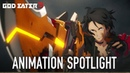 God Eater 3 - PS4/PC - Ufotable Animation Spotlight at TGS 2018