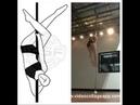 SP15, Inverted Body spiral outside leg stretched behind pole, 0.4, by Brenna Spickler