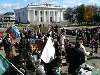 г. Владимир 12.10.13 Митинг за...