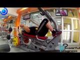 IRON MADMAN - Легкая тренировка ног за две недели до Кубка Украины в Новой Будове