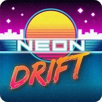 Neon Drift: Retro Arcade Combat Race [Мод: много денег]