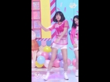 180412 TWICE - What is Love @ M!Countdown (Momo focus)