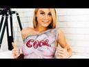 Nancy - Art Strip Poker girl - Bodypainting