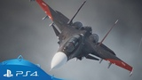 Ace Combat 7 Skies Unknown E3 2018 Gameplay Trailer PS4