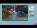 180923 • Fuji TV「Love music」• ONF