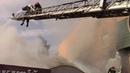 Чергова пожежа на центральному ринку Полтави