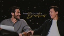 Tom holland jake gyllenhaal [HBD braintumor]