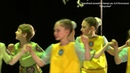 Детская танцевальная картинка Капустка . Г. Екатеринбург, 10.06.2018г.