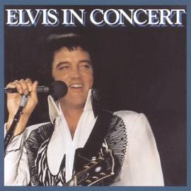 Elvis Presley альбом Elvis In Concert