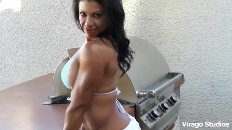 Arlin Rodrigez sexy body