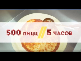 День пиццы в Мариуполе