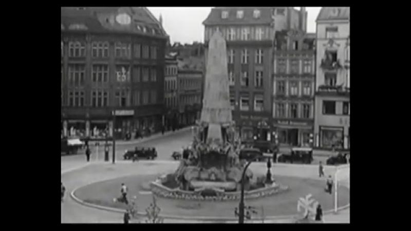 Gdańsk Główny i Wrzeszcz 1937