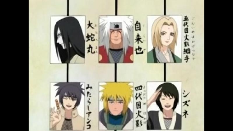 Прикол из аниме Наруто Naruto Юмор lol Ancord Анкорд серия D