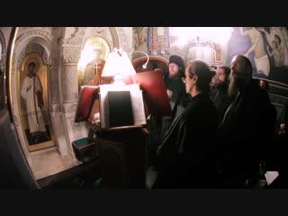 Полная запись всенощного бдения на праздник Рождество Христово 2018 год