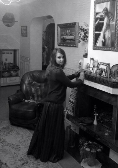 Оксана Таран, 31 августа , Москва, id3935294
