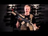 EvikeTV [The Gun Corner] - G&P Magpul Battle Rifle w/ MasterKey Shotgun