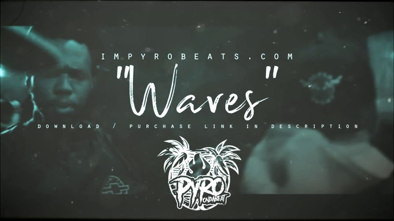 [FREE] CURREN$Y Type Beat 2018 - Waves' Chill Instrumental (Prod.By @PyroBeats)