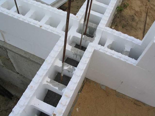 Дом из термоблоков: технология строительства