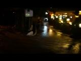 После ночного дождя на гурзуфской набережной 17.06.18
