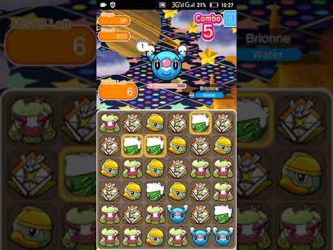 Pokemon Shuffle - Daily Pokemon: Brionne