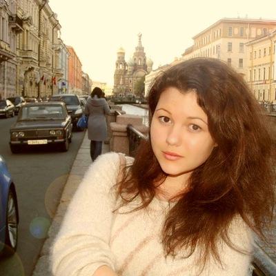 Юлия Ганюта, 22 сентября 1994, Санкт-Петербург, id222456763
