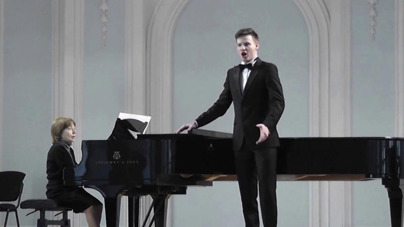 Михаил Силантьев, Ария Андрея Болконского