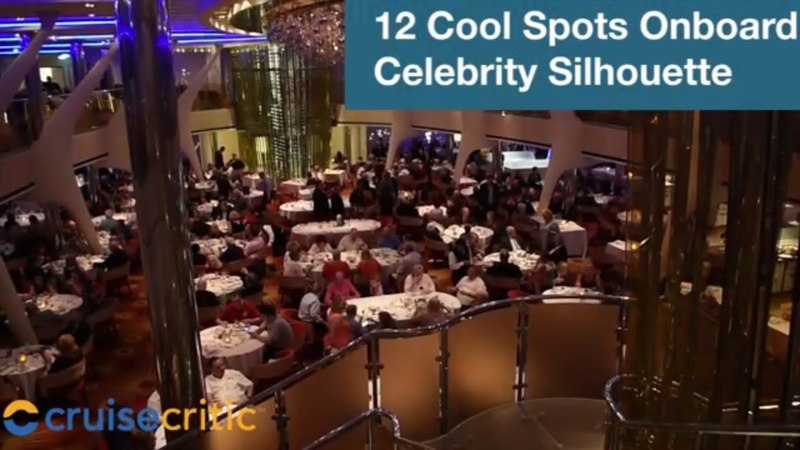 12 Cool Things to do on Celebrity Silhouette - Video