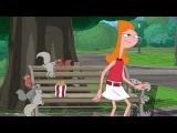 Финес и Ферб - Я в лучах танцую! HD
