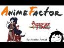 Anime Factor 2014 - Adventure Time (Original - Steampunk)