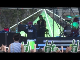 Limp Bizkit - Jam + My Way (St.Petersburg, Russia, 29.06.2013) FULL HD