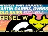 Sander van Doorn, Martin Garrix &amp DVBBS feat Aleesia - Gold Skies (LARNEL W Trap Festival Remix)
