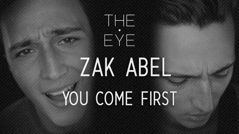 Zak Abel - You Come First (acoustic) | THE EYE