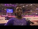 Simone Biles - Interview - 2018 World Championships - Qualifying