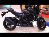 2018 Suzuki GSX S750 - Walkaround - 2018 Toronto Motorcycle Show