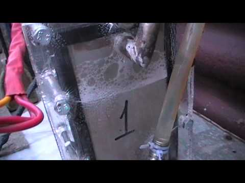 HHO(OKSIGIDROGENUM). Авто на воде.НОВАЯ конструкция электролизёра Брауна.