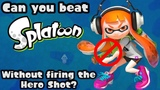 VG Myths - Can You Beat Splatoon Without Firing the Hero Shot