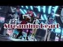 MMD TDA 60fps: Streaming Heart (Kasane Teto)