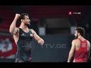 Gogava L Lomtadze Final FS 57 kg Georgian Championship 2019 Tbilisi