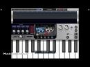 Sintetizador Nave para iPad Gravador e sistema Tutorial 5 6