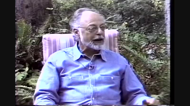 Fred Alan Wolf - How the quantium world affects healing (1994, VHSRip, Evolving Ideas Series)