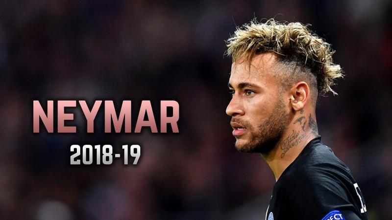 Neymar Jr 2018-19   Dribbling Skills Goals