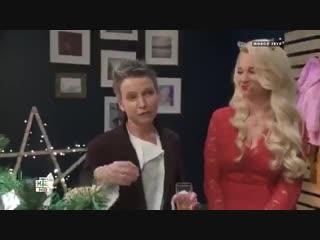 Светлана Сурганова и Пикник новогоднюю ночь в Квартирнике у Маргулиса