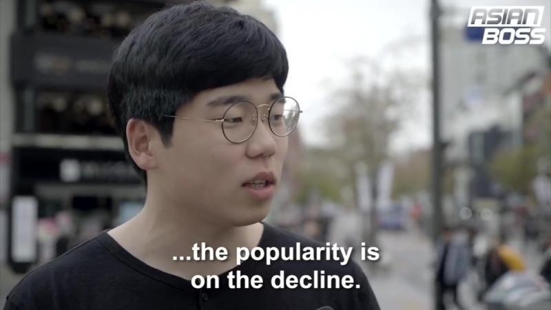 Рядовые корейцы о криптовалюте