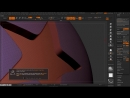 Zbrush Creating Clean extrusions using masking by Isaac Oster CGI ZBrush Tutorial HD CGMeetup
