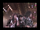 Kiss - Turn On The Night - 1987 - Official Video - Full HD 1080p - группа Рок Ту