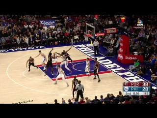 Топ 10 моментов НБА(21.01.2017)